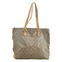 LOUIS VUITTON Monogram Cabas Mezzo Tote Bag M51151 LV Auth 10974 JUNK - $160.00