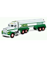 HESS Gasoline Toy Tanker Truck 1990 Original Box New 16 inches Long Coll... - $28.70