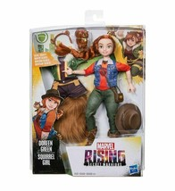 "NEW SEALED Squirrel Girl 2018 Marvel Rising 11"" Action Figure Target Exc... - $18.49"