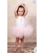 Beautiful Poofy Posh Pink Rosette Pansy Pie Tulle Tutu, Baby Girl/Toddle... - $27.44+
