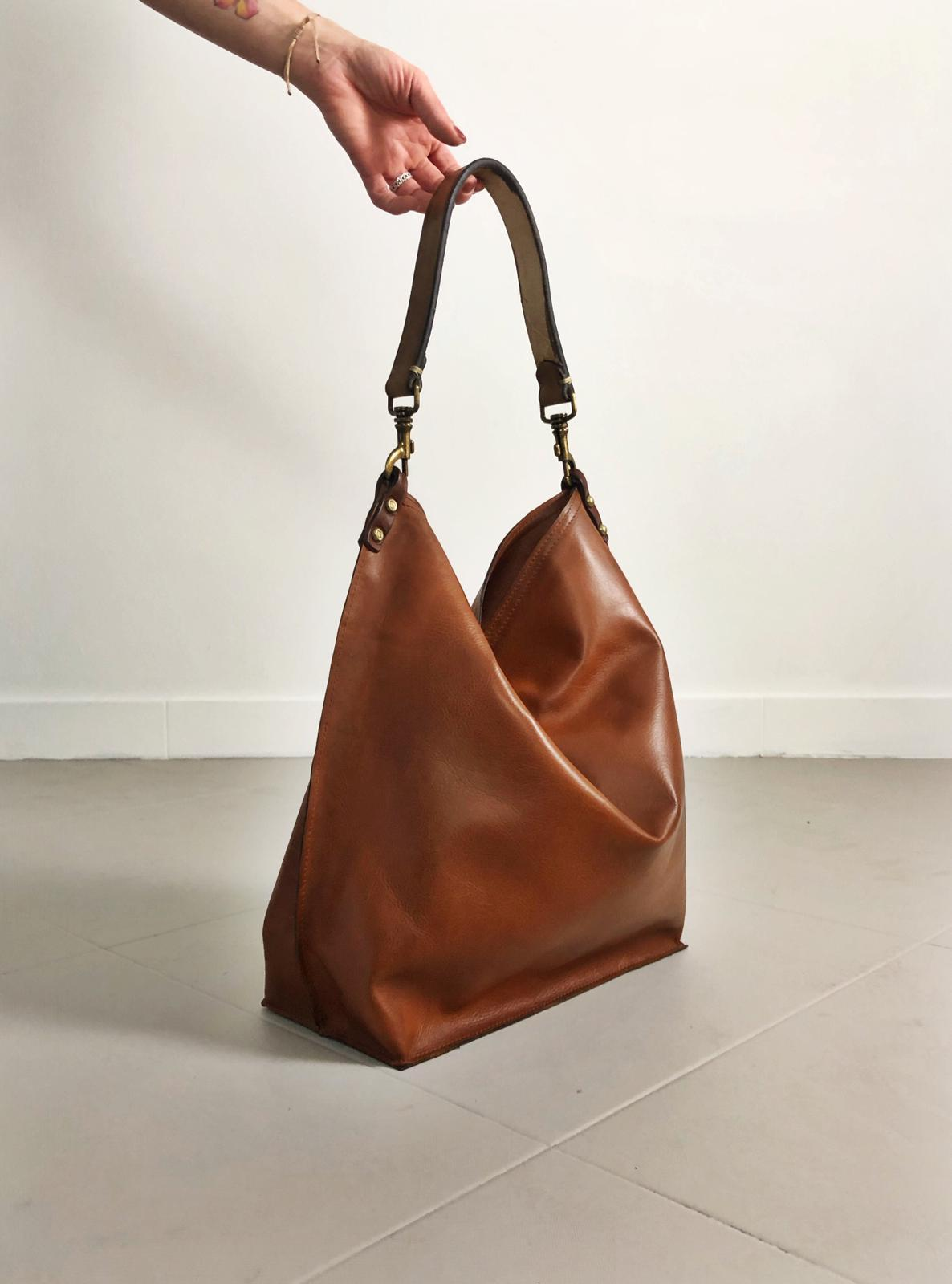 ALLEGRA BAG handmade leather bag