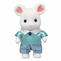 Boy of Calico Critters dolls marshmallow rats - $11.42