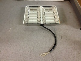 Reflow Oven Heat Lamp De-Soldering 12 Lamp Generic Light Assembly - $130.00