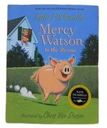 Mercy Watson To The Rescue (Series 1 Book) Ages 6-9 Years Old - $2.25