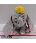 "Walt Disney World Exclusive Dumbo The Elephant 8"" plush toy RARE HTF - $14.03"