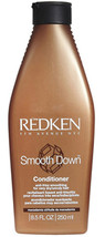 Redken Smooth Down Conditioner Former Pkg 8.5 oz - $59.99