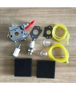 Carburetor Carb For Homelite SX135 UT-20601 String Trimmer Part A03002 - $25.84