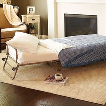 Sleeper Ottoman Guest Bed Essential for Holiday Guests Cot Spare Bedroom - $188.05