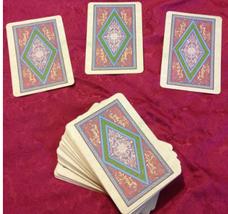 PAST PRESENT FUTURE LOVE TAROT Card Reading 99 yr Witch Albina Cassia4 Magick  - $16.31