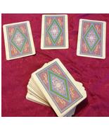 PAST PRESENT FUTURE LOVE TAROT Card Reading 99 yr Witch Albina Cassia4 M... - $40.77