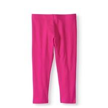Wonder Nation Girls Tough Cotton Capri Leggings Size Medium 7-8 Pink  - $9.89