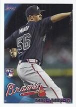 2010 Topps #US253 Mike Minor RC Rookie Card > Atlanta Braves - $0.99