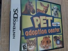 Nintendo DS PET adoption center image 1