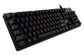 Logitech  G513 RGB full size mechanical gaming keyboard RGB mechanical k... - $4.062,03 MXN