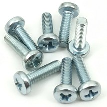 8 New Tv Base Stand Screws For Insignia NS-LDVD26Q-10A, NS-LDVD32Q-10A - $6.58