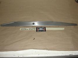 Oem 69 Buick Electra 225 4 Dr Left Driver Side Rear Door Panel Trim With Emblem - $59.39