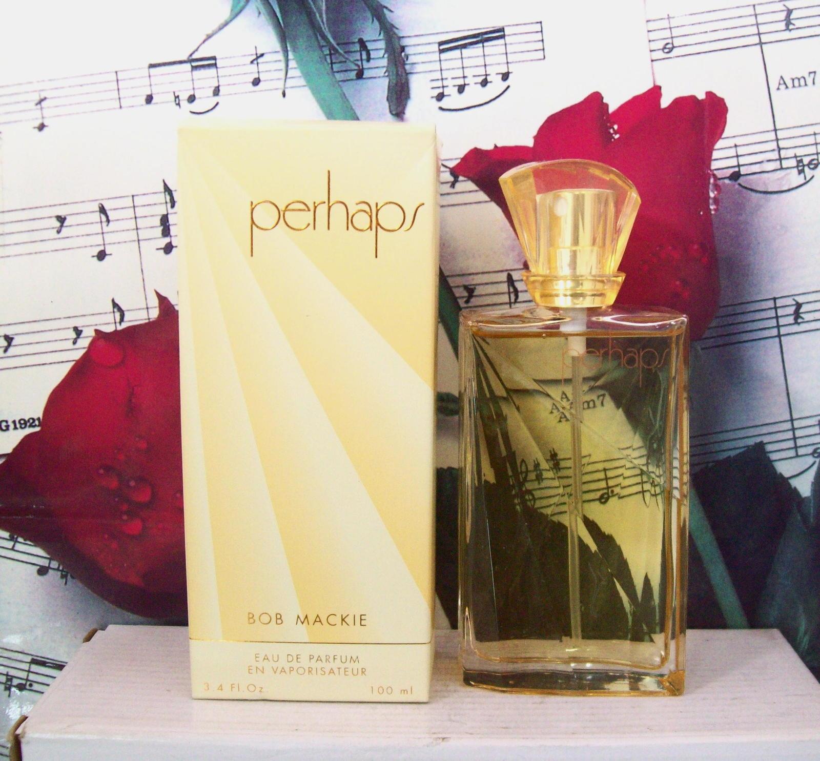 Perhaps By Bob Mackie EDP Spray 3.4 FL. OZ. NWB - $199.99