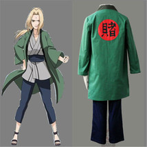 Japanese Hot Anime Tsunade Uniform Cosplay Costume Kimono Custom Made - $38.00