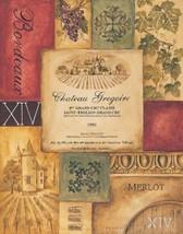 Tuscan Vineyard Poster Print 8 X 10 - $15.83