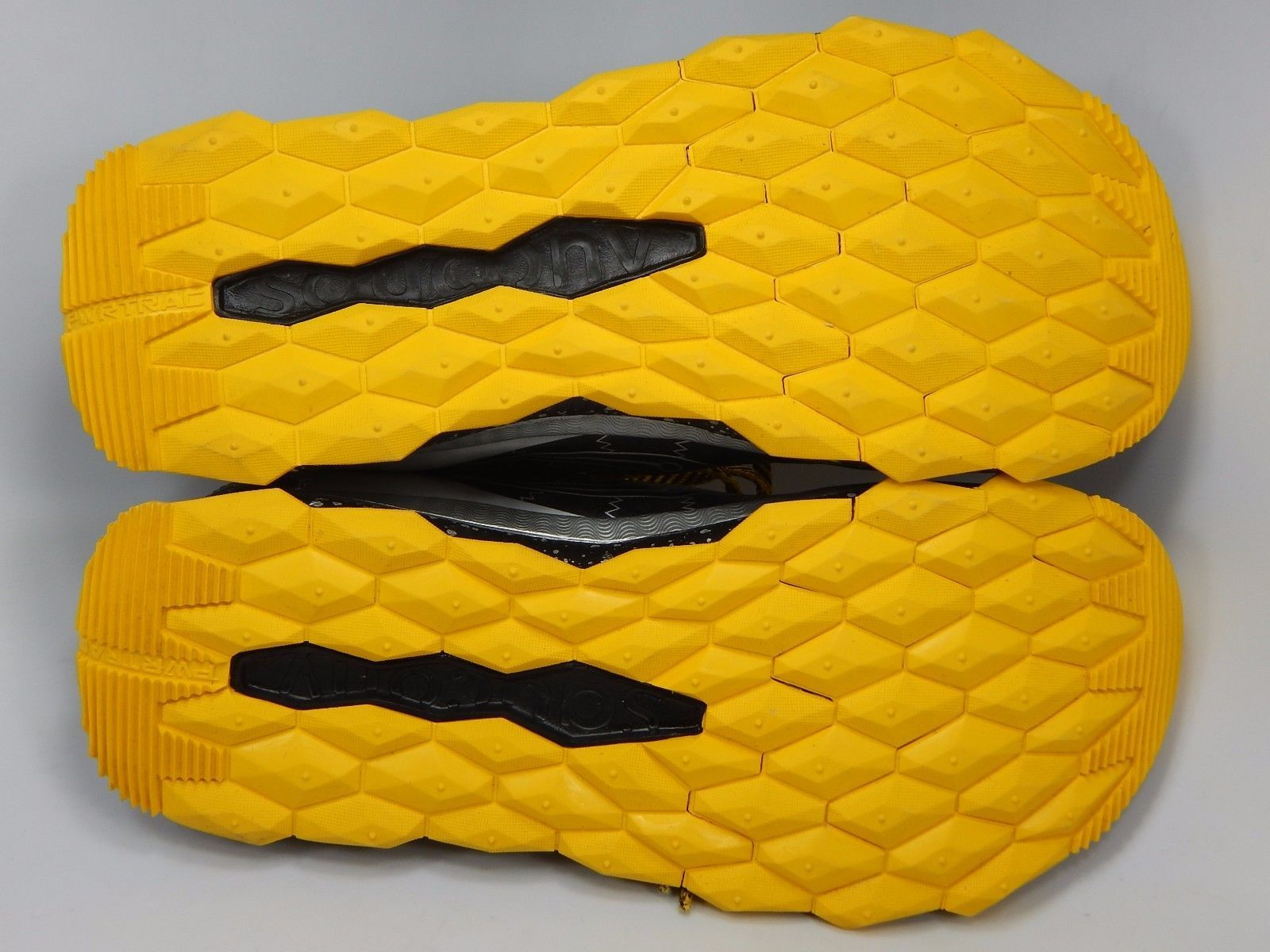 Saucony Nomad TR Men's Trail Running Shoes Size US 9 M (D) EU 42.5 Gray S20287-3