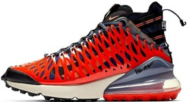 "NIKE AIR MAX 270 ISPA ""TERRA ORANGE"" SIZE 10 BRAND NEW W/BOX $180 (BQ191... - $119.55"