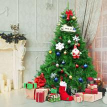 6 Ft Encryption Premium Pvc Artificial Christmas Tree - $79.04