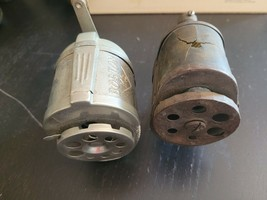 LOT OF 2 VINTAGE Boston giant pencil SHARPENERS - $25.00