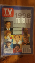 TV Guide Dec. 26, 1998 - Jan. 1, 1999 1998 Tribute Edition - $2.50