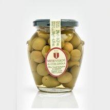 Organic MiteVerde di Colonna Green Olives in Br... - $8.99