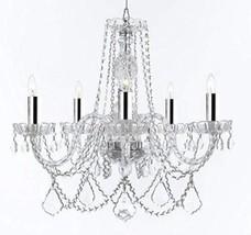 Murano Venetian Style Chandelier Crystal Lighting Fixture Pendant Ceiling Lamp f - $211.67
