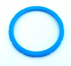 Diese. DZ5360 Blue Color 42mm Silicone Bezel Insert 183YDZ - $19.70