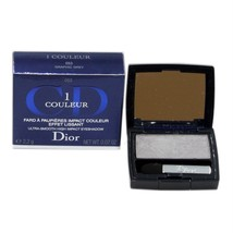 DIOR 1 COULEUR ULTRA-SMOOTH HIGH IMPACT EYESHADOW 2.2G #053-GRAPHIC GREY... - $31.19