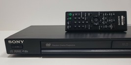 Sony HDMI DVD Player DV-NS72HP...With Remote...Tested image 2