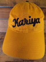 Paul KARIYA #9 Nashville Predators Reebok Adjustable Adult Cap Hat - $24.74