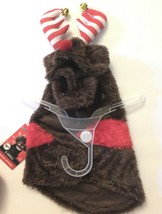 Rudolph the Reindeer XS Dog Christmas Costume  x-Small - $6.85
