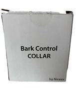 Nicexx Bark Control Collar, No Shock. Open Box - $11.09