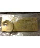 Weathervane Theater Key Chain - $15.00