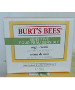 Burt's Bees Sensitive Night Cream 1.8 oz (50 g) - $11.83