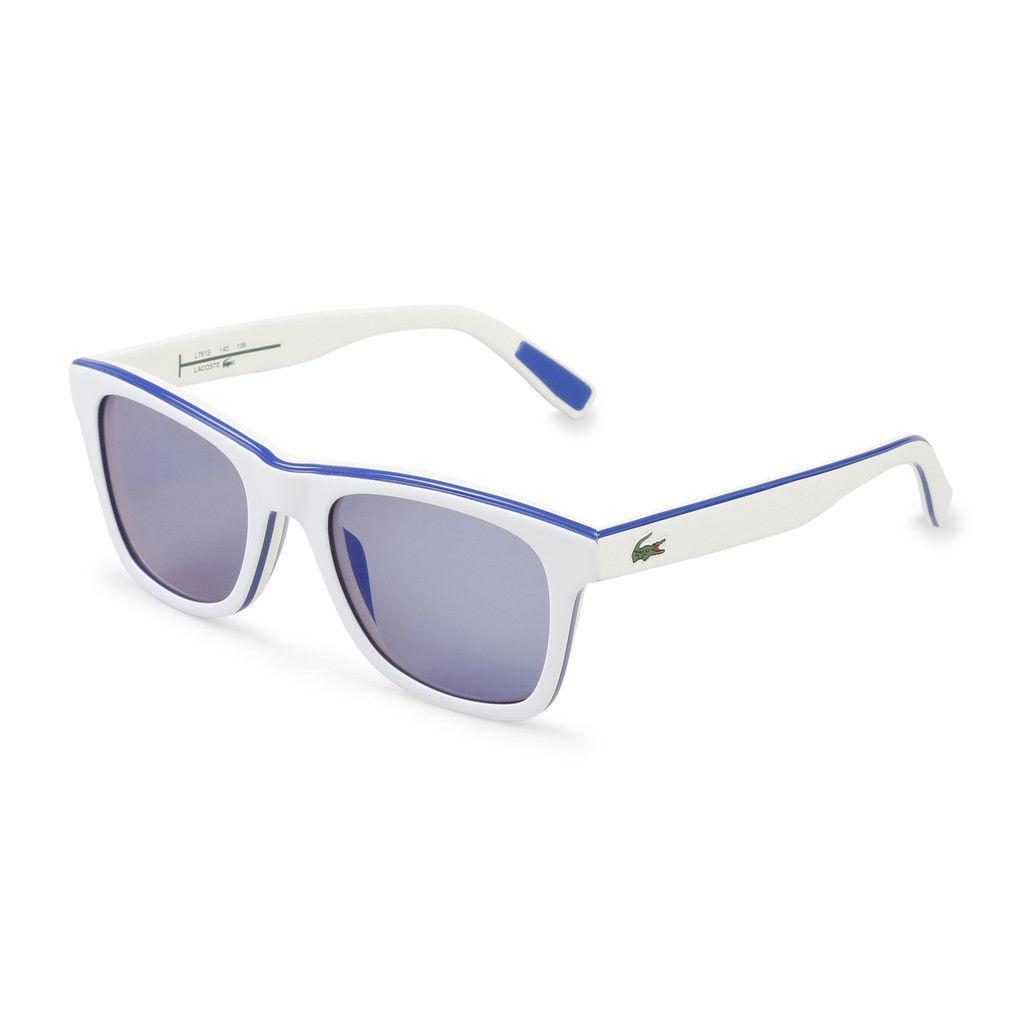 eeb9c4950183 Lacoste Unisex White Sunglasses and 50 similar items
