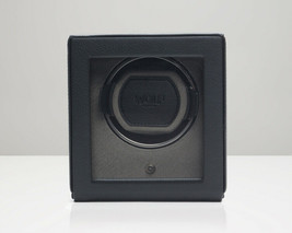 WOLF 1.8 Single Cub Watch Winder with Cover Black 461103 Free US Shipping - $189.00