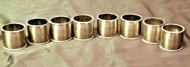 Metal Napkin Holders (8) AA20-CD0062 Vintage image 2