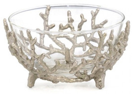 Michael Aram Ocean Reef Small Glass Serving Bowl - $248.70