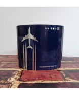 United Airlines CELEBRATING THE 747 BOEING Courtesy Tin 1st Class Friend... - $29.39