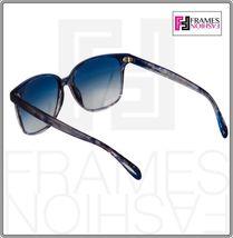 OLIVER PEOPLES MARMOT Square OV5266S Faded Sea Pacific Blue Sunglasses 5266 image 5