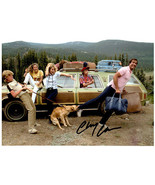 CHEVY CHASE  Authentic Original  SIGNED AUTOGRAPHED PHOTO W/COA 2116 - $60.00