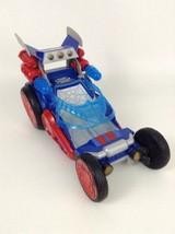 Playskool Heroes 2012 Spider-Man Adventures Spider-Man Web Wing Car Tran... - $19.75
