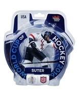 "Imports Dragon World Cup of Hockey 6"" Figure Ryan Suter Team USA 2016 - $14.99"