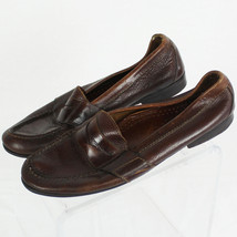 Cole Haan Country Brown Handsewn Loafer Slip-On Penny Loafer Men Shoe Sz... - $29.81 CAD