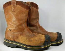 Keen Dallas Wellington Size US 12 M (D) EU 46 Men's Steel Toe Work Boots 1007043