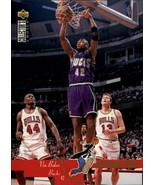 1995-96 Collector's Choice #197 Vin Baker NM-MT Bucks PD - $1.99